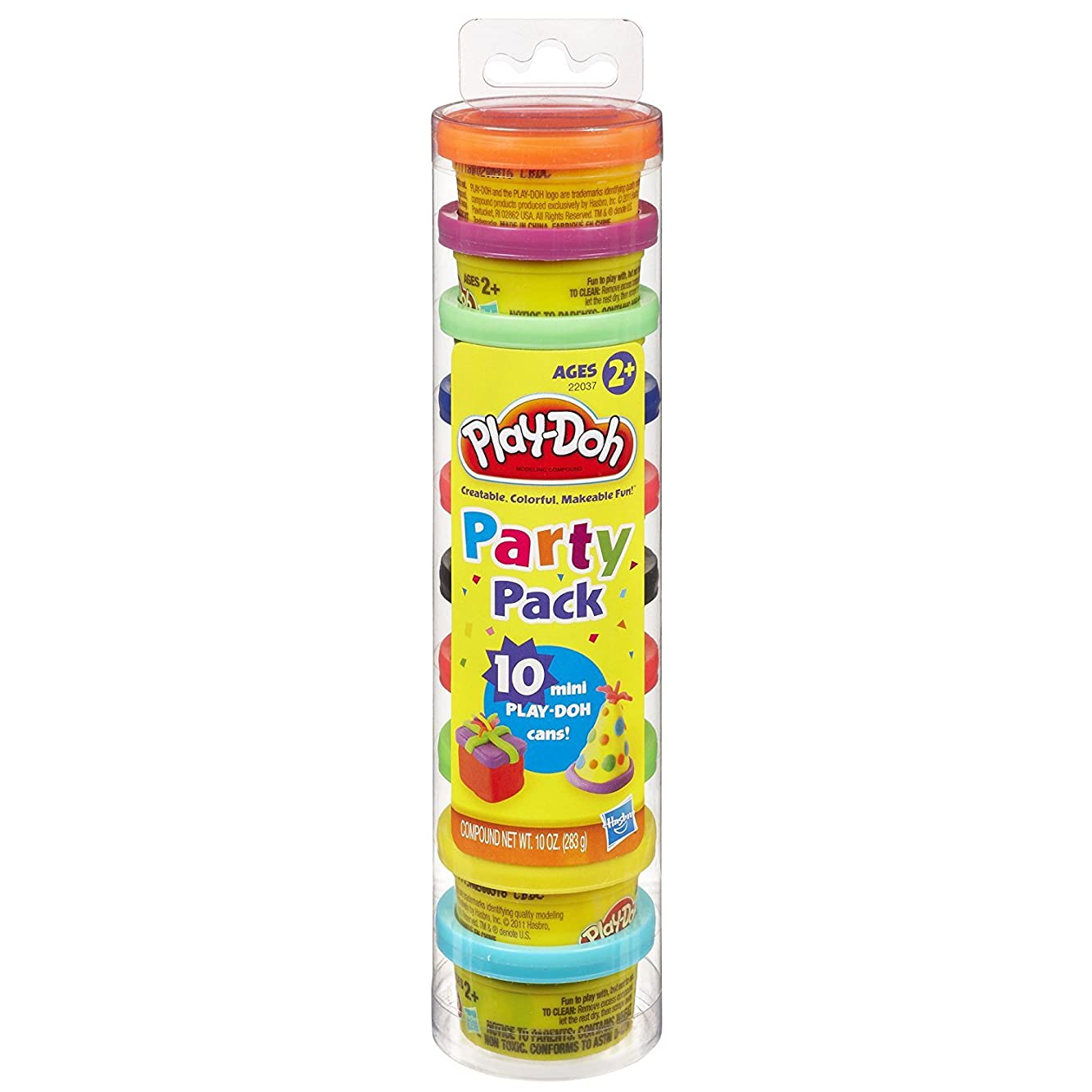 明らかに国降下Play-Doh Party Pack [並行輸入品]