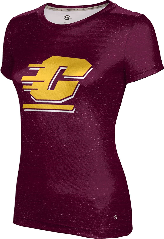ProSphere Central Michigan University Girls' Performance T-Shirt (Heather)
