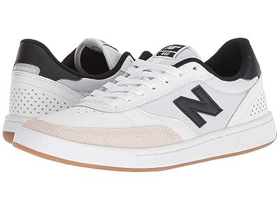 New Balance Numeric NM440 (White/Black) Men