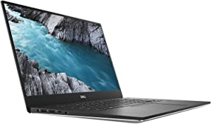 Dell XPS 15-9570 Intel Core i9-8950HK X6 2.9GHz 32GB 2TB SSD 15.6in, Silver (Renewed)