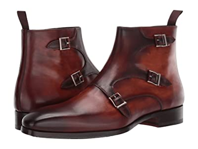 Magnanni Jagger (Cognac/Mid Brown) Men