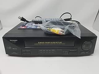 Sharp VCA-410 4-Head Mono VCR