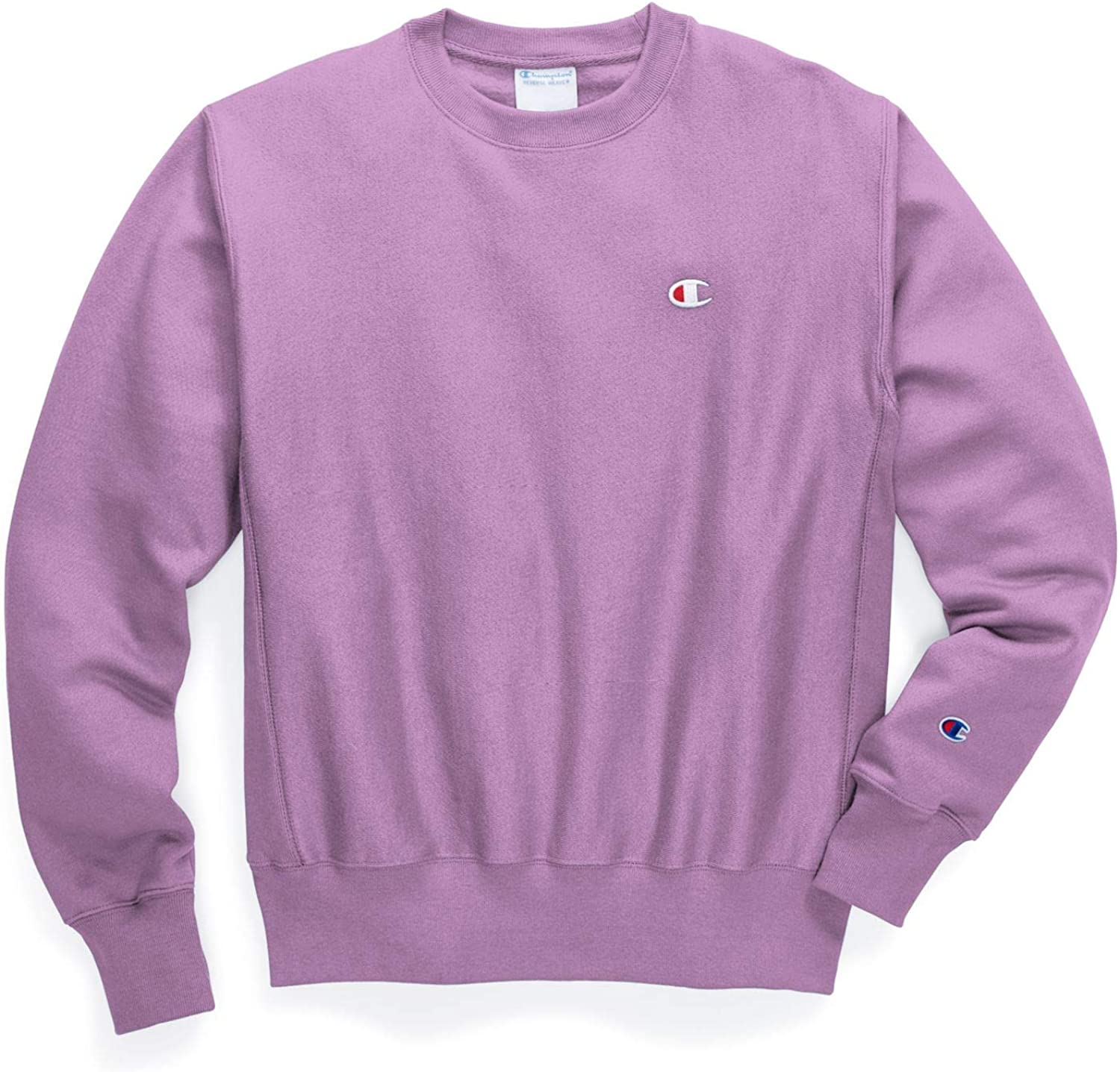 Champion Life Adult Fashionable Reverse El Paso Mall Weave L Crew Paper Orchid