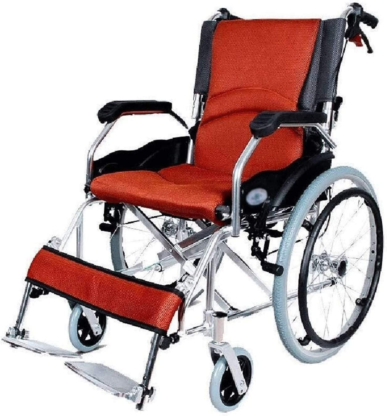 San Francisco Mall Folding Wheelchair Sport Adult Large special price !! Light Foldable Leisure