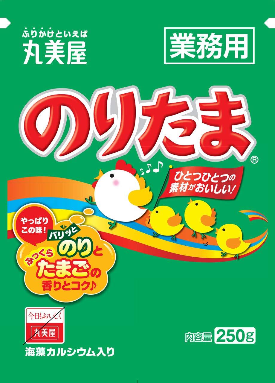 Ranking TOP8 Marumiya Max 53% OFF Noritama business 250g for