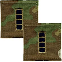 CW4 Chief Warrant Officer 4 Rank OCP Patch 2x2 Hook & Loop - Pair