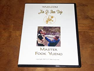 DVD in original case: MASTER FOOK YUENG collection of visits: Includes Qi Gong as well as Martial Arts applications (Energetic Retreat Qi Gong Session, Mantis Form, Applications. 1993 Xin Qi Shen Dojo Video night, 1994 Dave's Class).