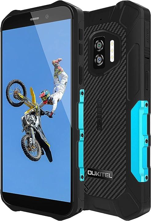 Smartphone rugged 2021 oukitel wp12 android 11 dual sim con nfc display 5.5`` fotocamera 13mp B08XTNGJ67