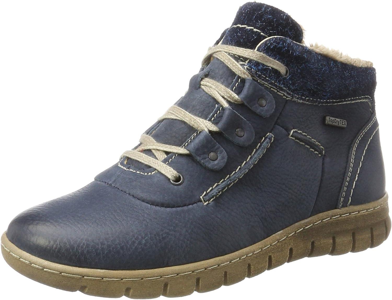 Josef Seibel Womens Steffi 13 Leather Boots
