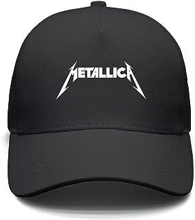 7c7a6fd2a8235 MALKELIN Metallica-Skull- boy caps Street Dancing Winter Trucker Hat
