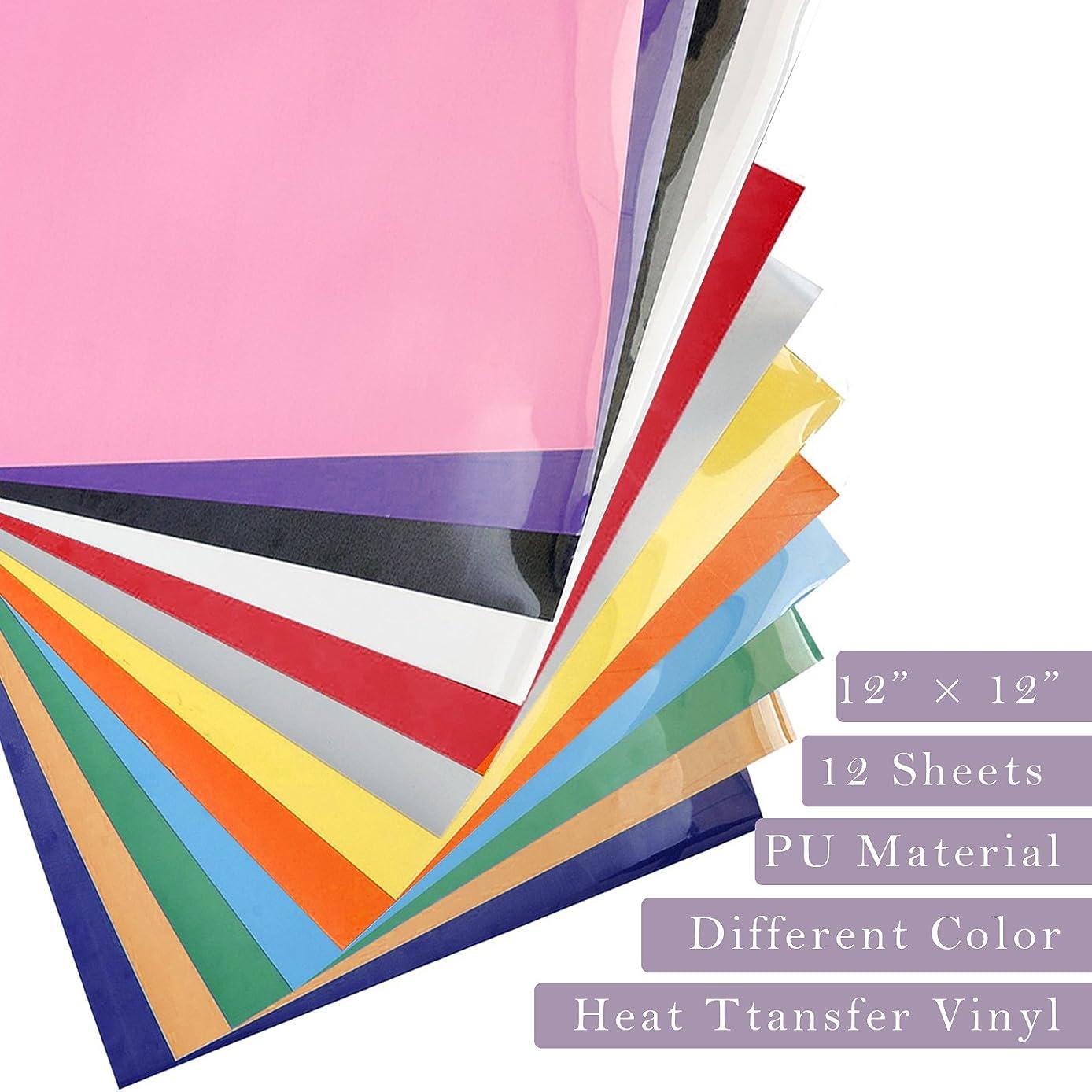 Unime Heat Transfer Vinyl 12