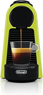 Nespresso by De'Longhi EN85L Essenza Mini Original Espresso Machine by De'Longhi, Lime