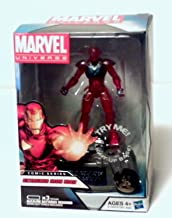 Hasbro Marvel Universe Exclusive Comic Series Figure with Light Up Base Extremis Iron Man