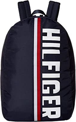 Knox Hilfiger Rip Stop Nylon Backpack