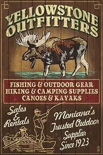 vintage montana posters