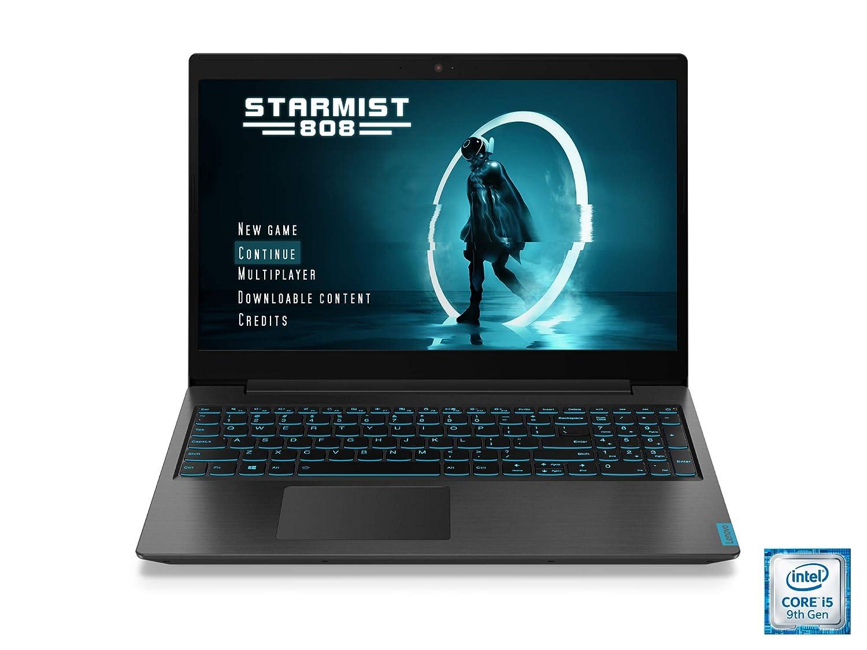 Lenovo Ideapad L340 Gaming Laptop, 15.6 Inch FHD (1920 X 1080) IPS Display, Intel Core i5-9300H Processor, 8GB RAM, 512GB SSD, NVIDIA GeForce GTX 1650