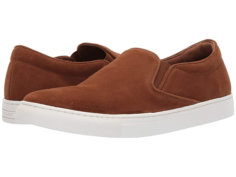 205ed83ae2a Trask Alex (Snuff English Suede) Men s Lace up casual Shoes