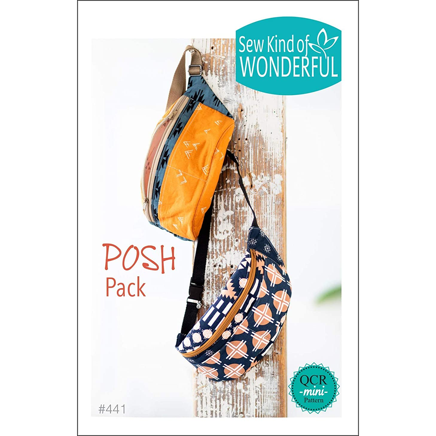 Sew Kind Of Wonderful 441 Posh Pack Ptrn