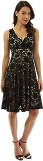 Best black floral overlay dress Reviews