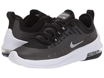 Nike Air Max Axis Premium (Black/Metallic Silver/White) Women