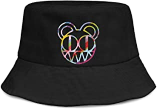 Unisex Fishman Cap for Mens Womens Radiohead-Tour-New-Album- Outdoor Cap Hat