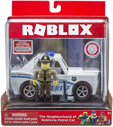 Roblox Neighborhood of Robloxia Patrol Car