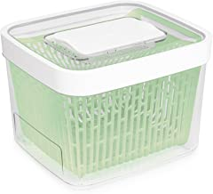 OXO Good Grips GreenSaver Produce Keeper - Medium, Clear/White (11140000)