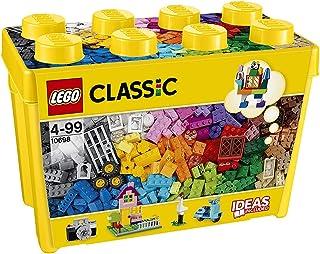 LEGO Classic LEGO Large Creative Brick Box for age 4+ years old 10698