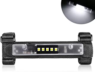 DJI 4X4 Universal Roll Bar Mount for LED Light Utility Interior Courtesy Work Light Ultra Slim Wraparound Roll Bar Light for Jeeps, Truck, ATV, UTV, Off road, Pickup