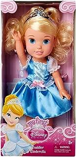 13 Disney Princess Toddler Doll - Cinderella