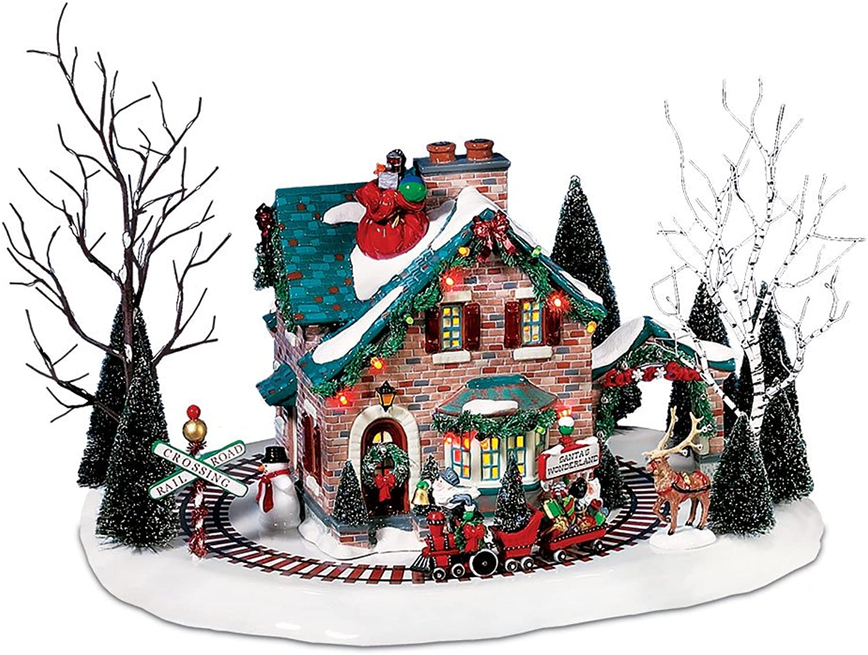 mejor calidad Departamento 5656.55359Papá Noel de de de país de Las Maravillas casa  de moda