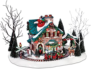 Department 56 Santa's Wonderland House