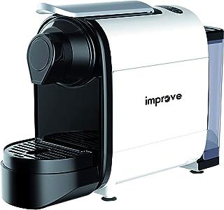 Improve IMPMC01TC Machine à café Espresso Compatible Nespresso