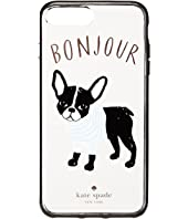 Kate Spade New York - Bonjour Phone Case for iPhone® 7 Plus/iPhone® 8 Plus