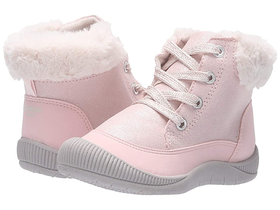 OshKosh Joyita (Toddler/Little Kid) (Light Pink) Girl