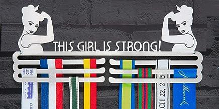 Lopers Muur Meisjes Medal Display TGS