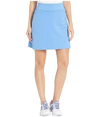 adidas Golf Ultimate Knit 18 Skort (Real Blue) Women
