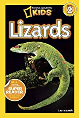 National Geographic Readers: Lizards Kindle Edition