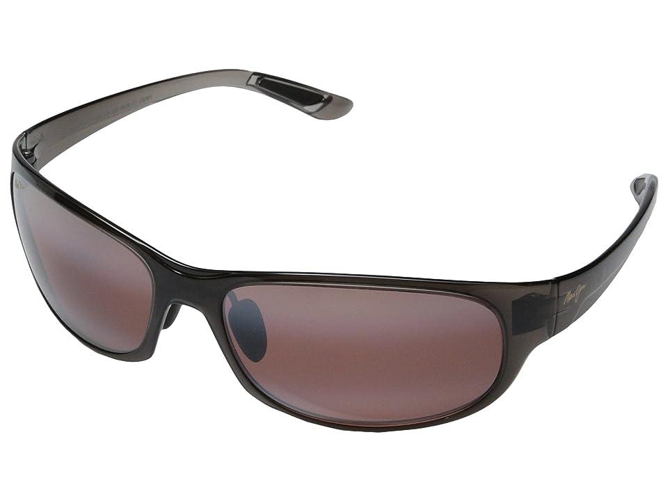 Maui Jim Twin Falls (Grey Fade/Maui Rose) Sport Sunglasses