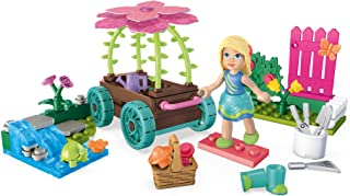 Mega Construx Welliewishers Cheerful Carriage Camille Buildable Playset Action Figure