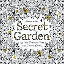 Adult Coloring Book: Stress Relieving Patterns -- Secret Garden Coloring Book for Adults Relaxation (free bonus sheet of stickers included)