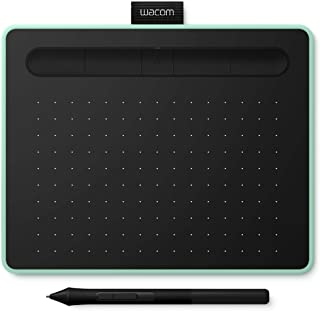 Wacom Intuos S - Tableta Gráfica Bluetooth para pintar, dibujar y editar photos con 2 softwares creativos incluidos para d...