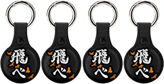 $31 » Haikyu Apple AirTag 2021 Protective Case Soft TPU Anti-Scratch Lightweight Protective Skin Cover Finder Keychain Accessory...