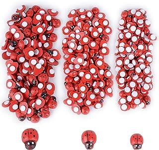 BUONDAC 300pcs Mariquitas Decorativas Adhesivos Mini