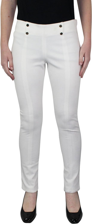Leona by Lauren Leonard Womens Mercer Skinny Knit Pant