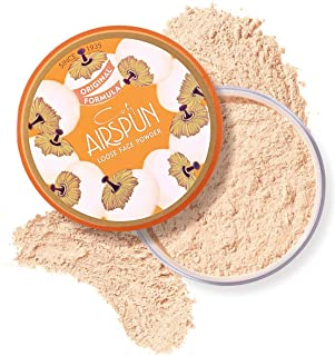 Coty Airspun Face Powder, Naturally Neutral, 2.3 oz Face Powder Pack of 1 Translucent, Extra Coverage