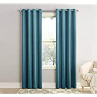 MARQUESS 100% Blackout Window, Heat and Light Blocking Drapes