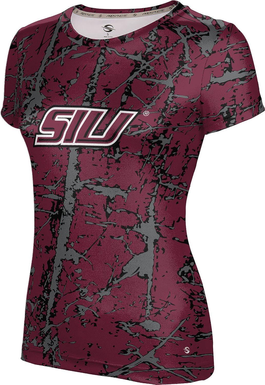 ProSphere Southern Illinois University Girls' Performance T-Shirt (Distressed)
