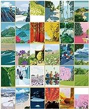Mingo 30 Sheets Winter Sonata Paintings Retro Vintage Postcard