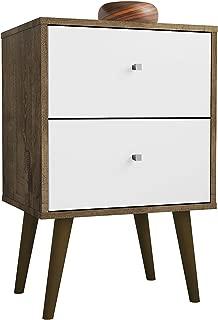 Best manhattan comfort liberty 2-drawer nightstand Reviews